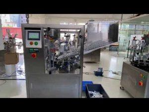 makinë automatike për mbushjen e tubave plastikë për pastë dhëmbësh me krem dore