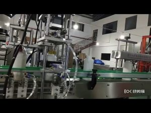 makine për mbushjen e plehrave aminoacide të lëngshme