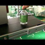 makinë për etiketimin e afisheve për shishe uji plastik