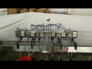 çmimi i makinës për mbushje të lëngshme me sapun shishe automatike të vogla