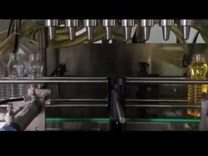 vaj automatik gatimi, makina mbuluese e mbushjes së vajit të palmës