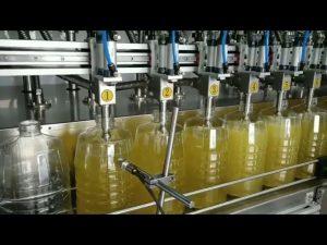makinë mbushëse automatike e vajit të lëngut të pompës peristaltike