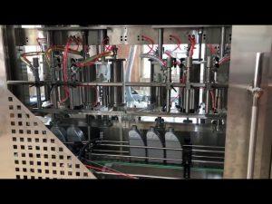 makine për mbushjen e yndyrave lubrifikuese automatike