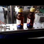 vetë ngjitës ngjitës makine automatike shisheje të rrumbullakët për etiketimin
