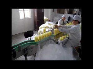 makine mbushëse sanitare me doreza automatike të pistonit të lëngshme pistoni
