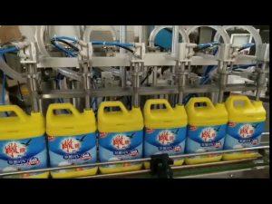 makine automatike për mbushjen e shisheve me shampo larëse larëse 8 automatike
