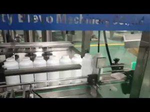 makine për mbushjen e shisheve larës, linjën e prodhimit të lëngshme larës larës
