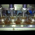 shitje të drejtpërdrejtë fabrikë makine mbushëse plotësisht automatike të lëngshme pastruese të lëngshme