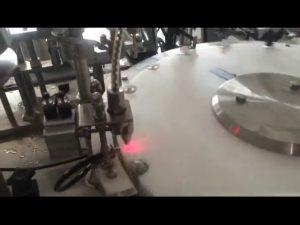 automatik 30-50 bpm mini makine për mbushjen e shisheve të thonjve
