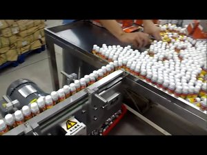 10 koka makine mbushëse automatike me vakum rrotullues