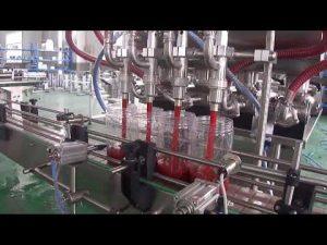 makinë mbushëse automatike e paketimit të shisheve me vaj palme