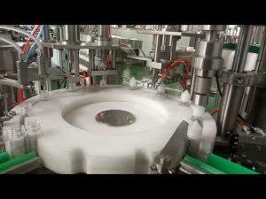 30ml e shisheve të lëngshme me cilësi të lartë për mbushjen e makinës