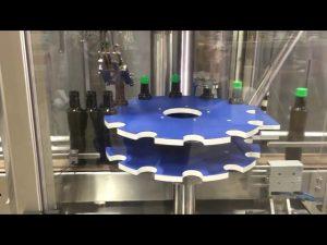 kapak vidhosje alumini kapelë automatike mbyllëse kapëse për shishe qelqi