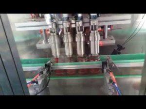 salcë automatike domatesh, salcë djegës, kos, prodhues makine mbushëse paste