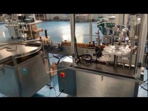 makine elektronike për mbushjen e vajit të cigareve, sistemin e mbushjes së lëngshme, makine mbushëse eliquide