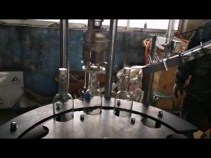 makine kapëse dhe nënshkrimi automatik i kapakut automatik të kapakut të aluminit