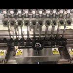 krem alkoolik i lëngshëm mbushje makine lineare, mbushëse vaji me shishe të vogël mbushëse vaji