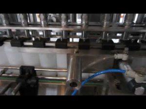 makinë mbushëse automatike e lëngshme larës dhe dezinfektues