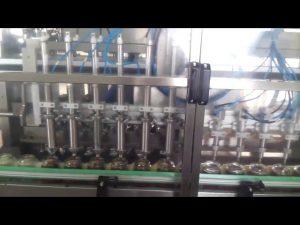 makine automatike për mbushjen e kavanozit të kavanozit me kavanoz të mjaltit për mbushje