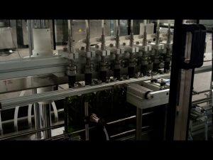 pricemimi i makinës për mbushjen e shisheve të vajit të ullirit, makina mbushëse lineare e vajit të pistonit linear