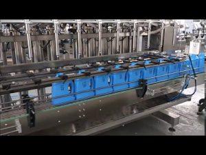 makine mbushëse automatike sanitizuese dore për sapun të lëngshme makina mbushëse shishe