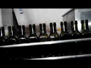 vaj automatik i plotë vaj ulliri linear 6 nozzles mbushës shishe vaji