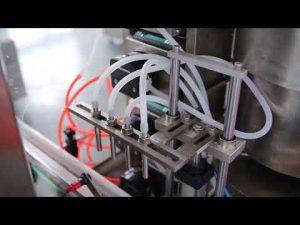 shitje e plotë automatike shishe pllakash për thonjtë e makinës mbushëse të vajit të kërpit bbc për shitje