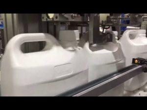 makine automatike për mbushjen e 4 gypave të lëngshëm dhe krem