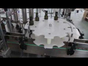 makine e shitjes së nxehtë standarde automatike për mbushjen e vajit të ullirit