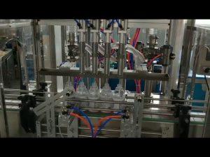 makina mbushëse automatike e alkoolit sanitues dore