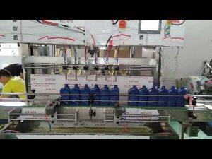 makinë automatike për mbushjen e vajit motorik me motor 5000ml të Kinës për industrinë e makinave