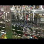 plc kontrolloni makinën mbushëse automatike të ullirit të pistonit