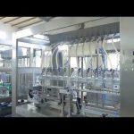 makinë mbushëse automatike lineare viskoze të lëngshme vaji shishe mbushëse