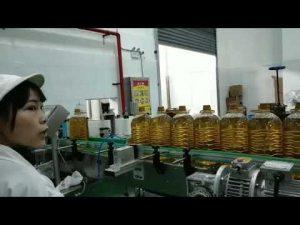 lubrifikues i makinës së linjës së prodhimit të mbushjes me shishe hidraulike të makinës hidraulike të makinës