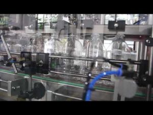 makinë mbushëse automatike e xhelit sanitizues të duarve